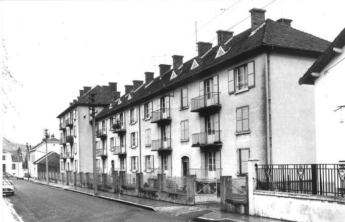 immeuble rue didon habitat 70 1931