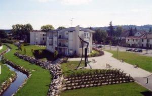 résidence de la filature Héricourt