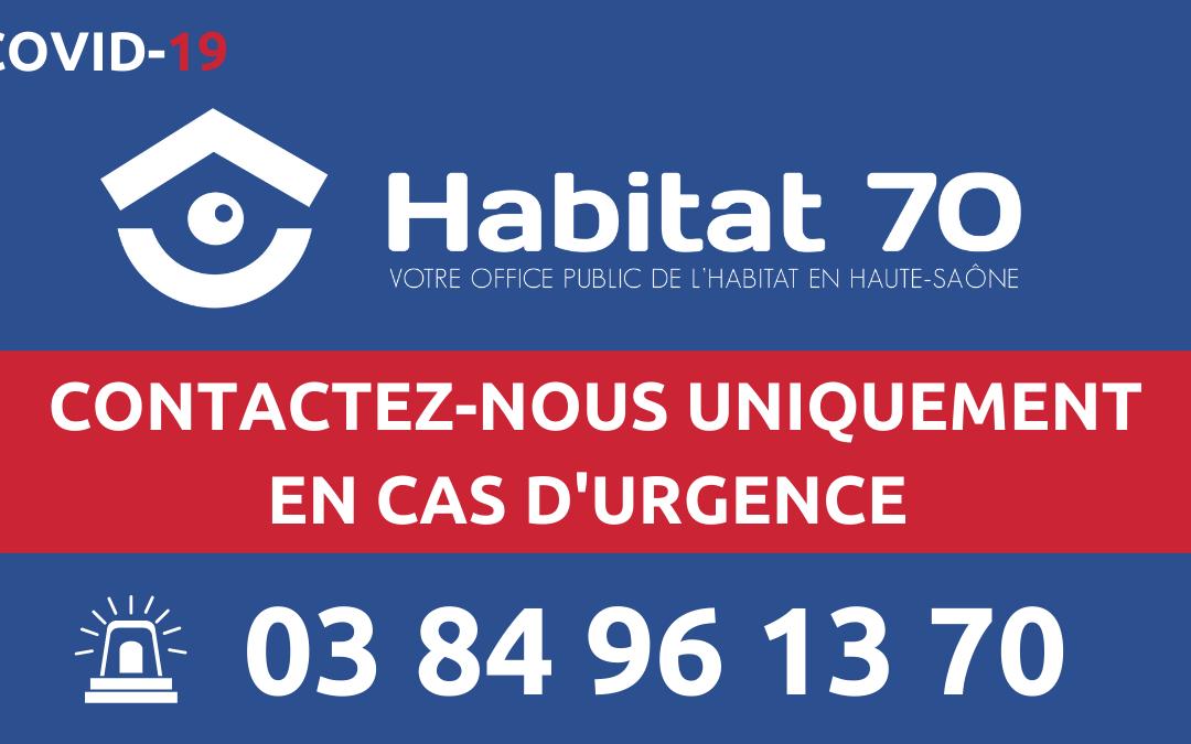 Information Habitat 70 COVID-19