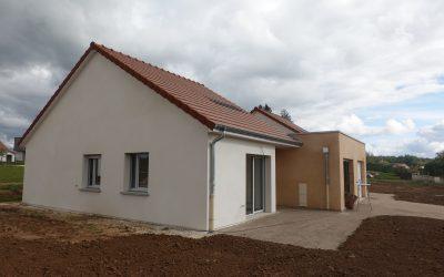Construction de 11 logements individuels à Neuvelle-lès-Cromary