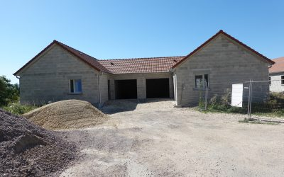 Pusey : construction de 6 logements HPE
