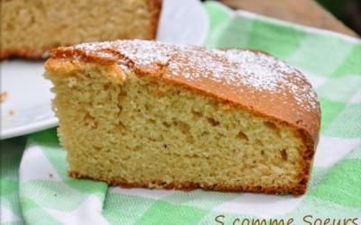 Gâteau à la peau de Lait