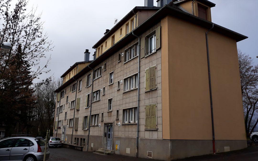 Réhabilitation de 3 collectifs et de 4 pavillons à Héricourt (70)