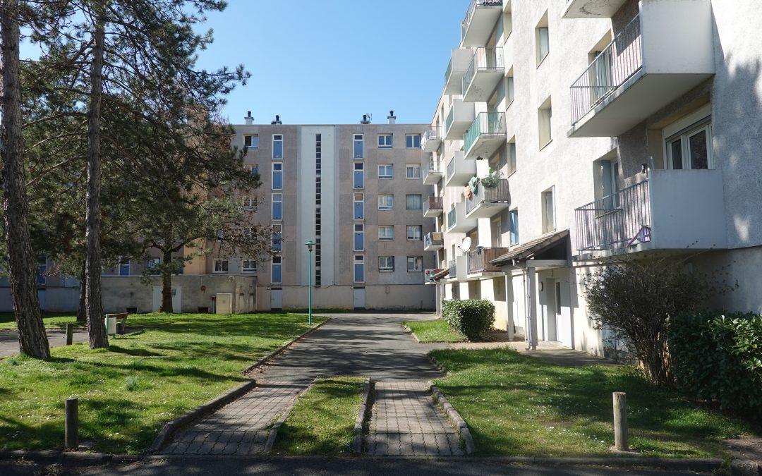 Habitat 70 : Réhabilitation de 125 logements rue Kennedy et rue Gerlingen à Vesoul (70)