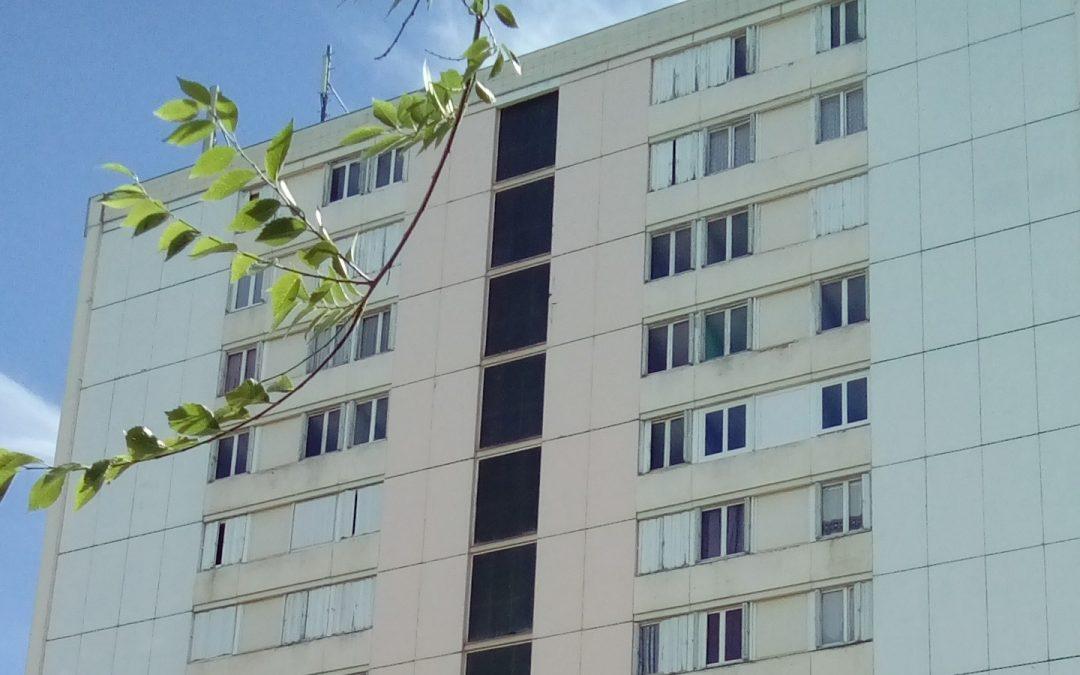 Réhabilitation projet ANRU à Vesoul au quartier du Montmarin